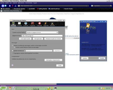 FiraFox; listo el navegador para KDE